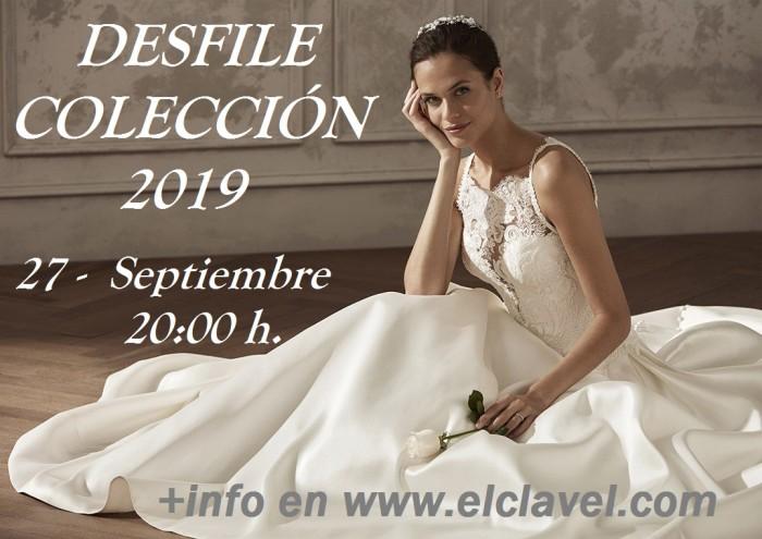 desfile vestidos de novia 2019 el clavel toledo