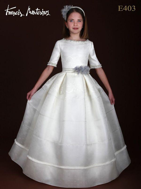Vestidos de primera comunion elegantes 2015 newhairstylesformen2014