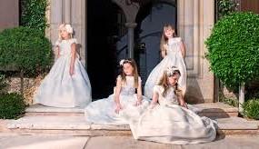 Vestidos de primera comunión El Clavel Toledo