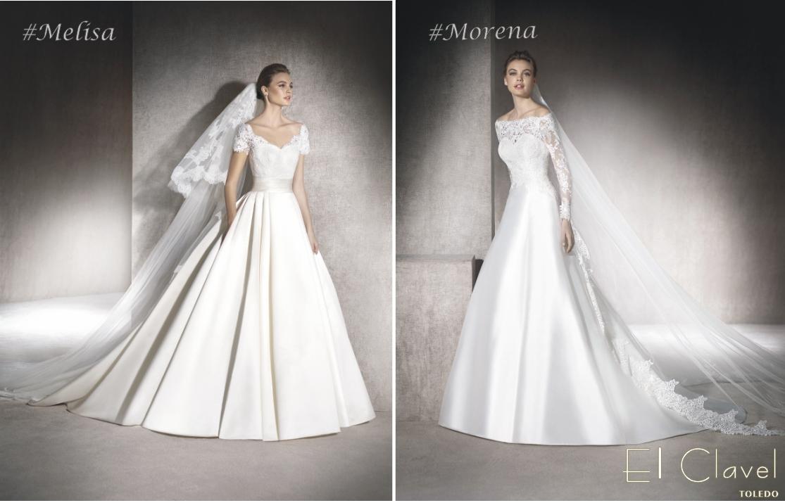 vestidos de novia en Toledo