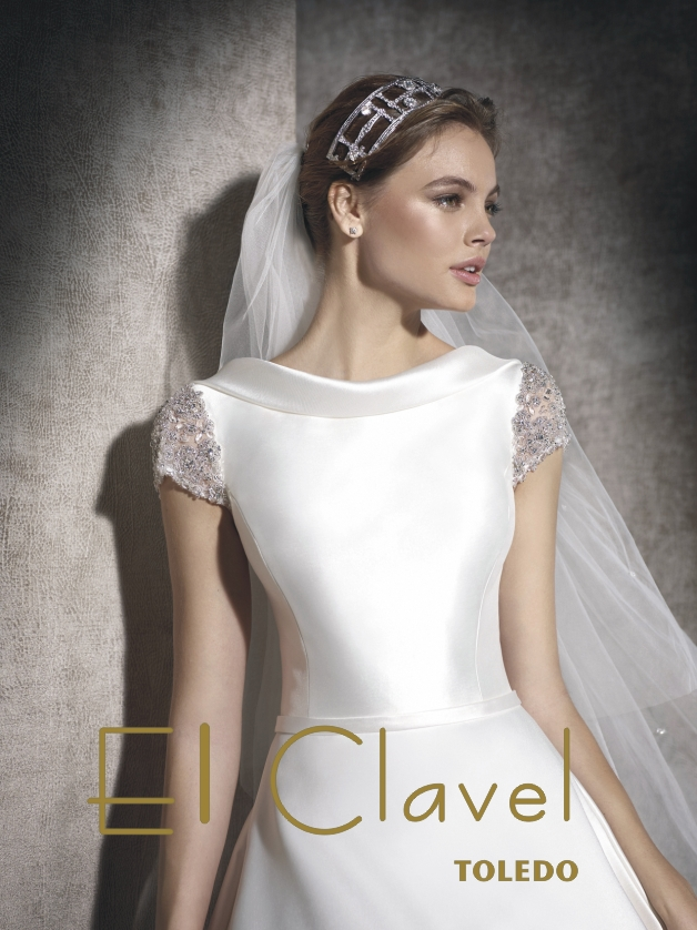 tiendas de vestidos de novia en Toledo