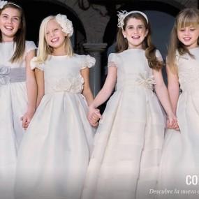 vestidos de comunión en Toledo