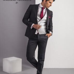 Fotos de trajes de novio entallados