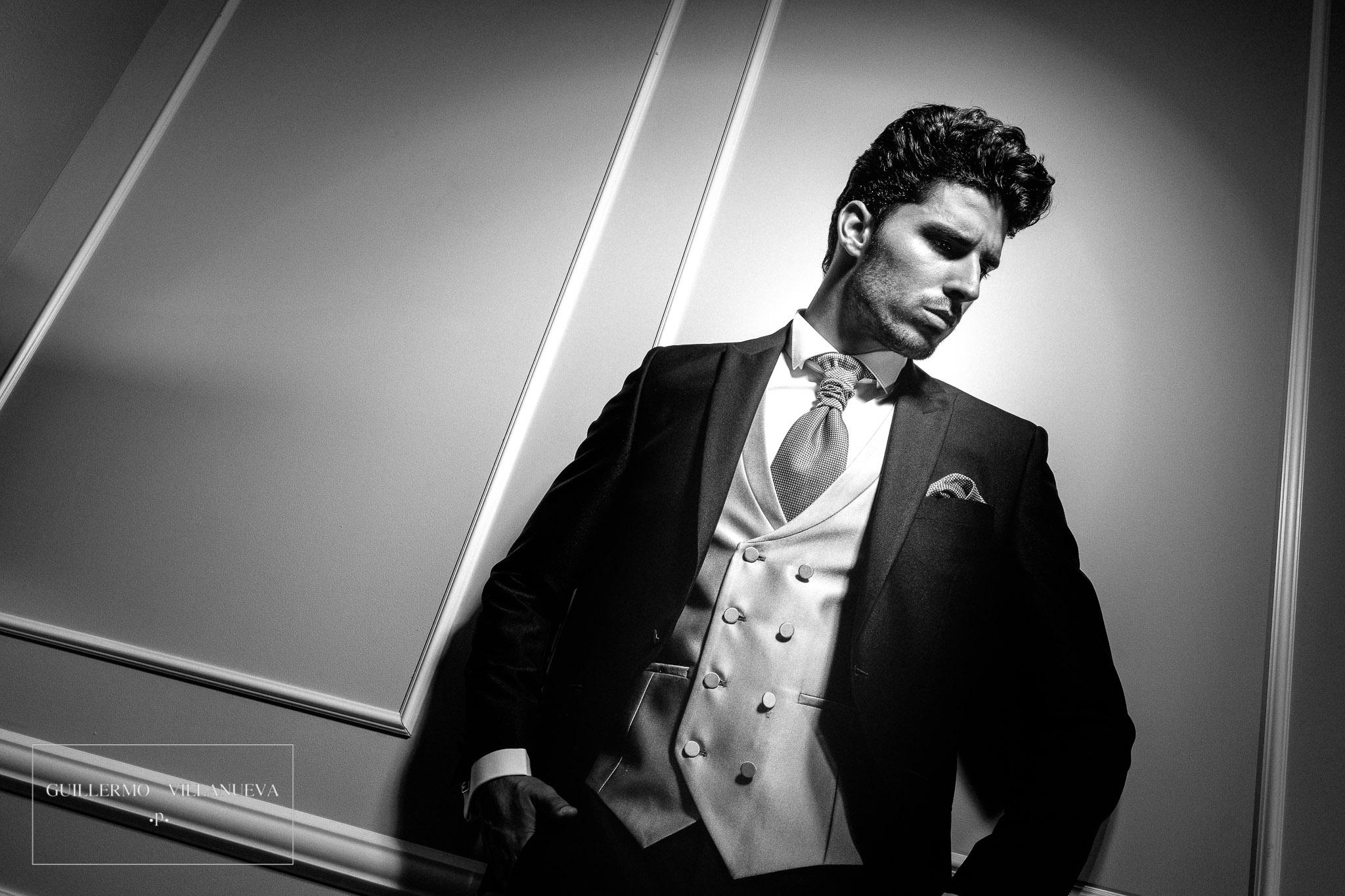 fotos de trajes de novio entallados el clavel toledo