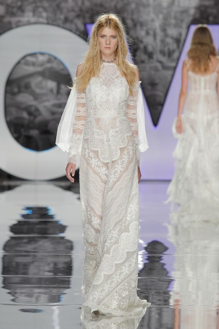 Tu vestido de novia de Yolan Cris en El clavel Toledo