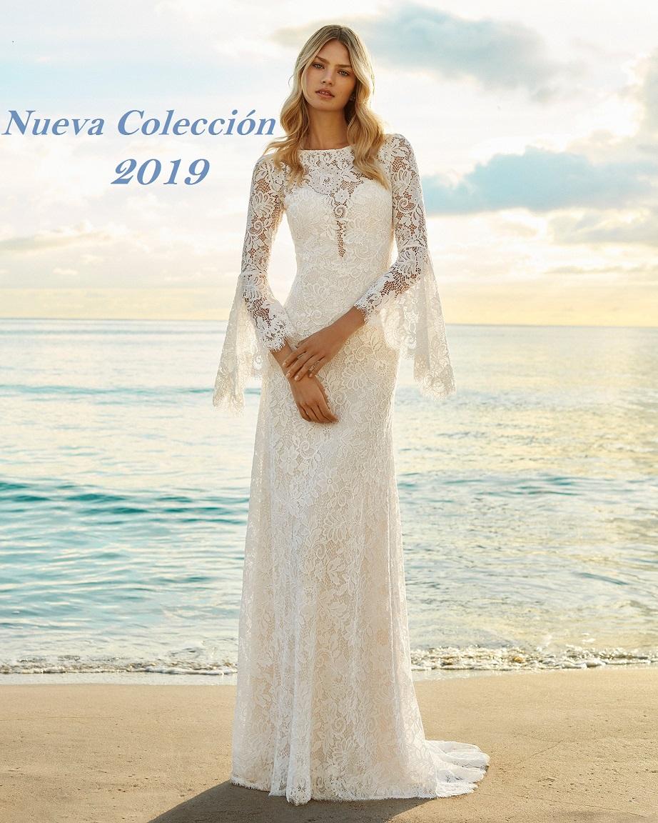 Aire vestidos de novia 2019