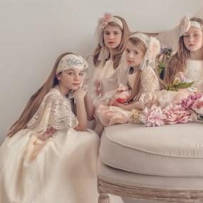 tiendas de vestidos de comunión en Toledo trajes de comunión el clavel