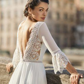 Tiendas de vestidos de Novia en Toledo y Madrid El Clavel vestidos de Novia baratos alma novia